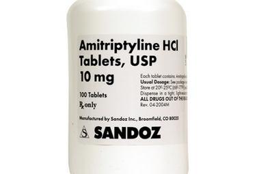 Amitryptline Overdose
