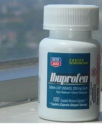 Ibuprofen Overdose pics