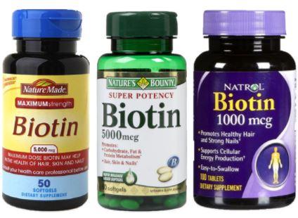 Biotin overdose B7 Vitamin