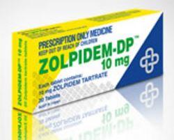 zolpidem overdose