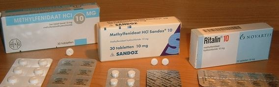 Methylphenidate overdose