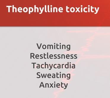 Theophylline Toxicity